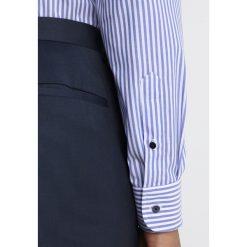Koszule męskie na spinki: Eterna SLIM FIT KENT AUSPUTZ Koszula bleu