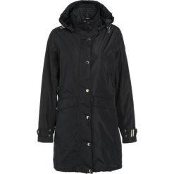 Luhta LISANNA Wiatrówka black. Czarne kurtki damskie softshell Luhta, z materiału. W wyprzedaży za 503,20 zł.