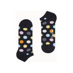Skarpety Happy Socks Low Big Dot (BD05-099). Czarne skarpetki męskie marki Stance. Za 20,99 zł.