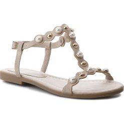 Sandały damskie: Sandały MARCO TOZZI – 2-28113-20 Dune Metallic 412