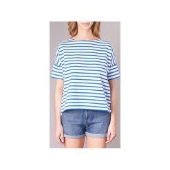 T-shirty z krótkim rękawem Petit Bateau  WESTRNO. Białe t-shirty damskie Petit Bateau, l. Za 207,20 zł.