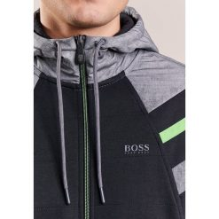 Bejsbolówki męskie: BOSS Green SIVON Bluza rozpinana black