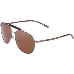 Polo Ralph Lauren Okulary przeciwsłoneczne olive. Zielone okulary przeciwsłoneczne męskie aviatory Polo Ralph Lauren. Za 649,00 zł.