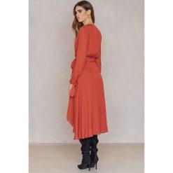 Sukienki: Finders Sukienka Mini Foundations – Pink,Red
