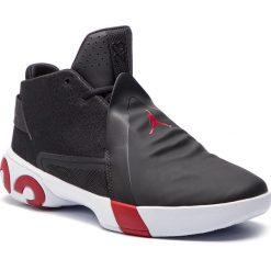 Buty NIKE - Jordan Ultra Fly 3 AR0044 005  Black/White Gym Red. Czarne halówki męskie Nike, z materiału. W wyprzedaży za 419,00 zł.