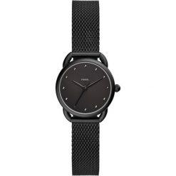 Fossil - Zegarek ES4489. Czarne zegarki damskie Fossil, szklane. Za 599,90 zł.