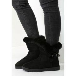 Czarne Śniegowce Closing Time. Czarne buty zimowe damskie vices. Za 79,99 zł.