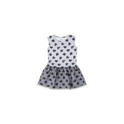 Sukienka niemowlęca rozszerzana. Szare sukienki niemowlęce TXM. Za 16,99 zł.