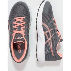 ASICS STORMER Obuwie treningowe carbon/begonia pink/white. Czarne buty sportowe dziewczęce marki Asics, do biegania. Za 169,00 zł.