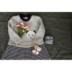 Sukienki dziewczęce: Sukienka panda
