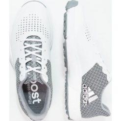 Buty do tenisa męskie: adidas Golf ADIPOWER SPORT BOOST 3 Obuwie do golfa white/silver metallic/light onix