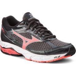 Buty MIZUNO - Wave Equate J1GD174855  Czarny. Czerwone buty do biegania damskie marki Mizuno. W wyprzedaży za 289,00 zł.
