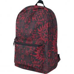 Supernatural Anti Possession Plecak standard. Brązowe plecaki męskie Supernatural, z nadrukiem. Za 164,90 zł.