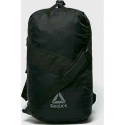 Reebok - Plecak. Czarne plecaki męskie Reebok, z materiału. W wyprzedaży za 239,90 zł.