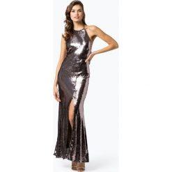 Lipsy - Damska sukienka wieczorowa, szary. Czarne sukienki koktajlowe marki Reserved. Za 649,95 zł.