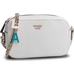 Torebka GUESS - HWSP71 81700 WHITE. Białe torebki klasyczne damskie marki Guess, z aplikacjami, ze skóry ekologicznej. Za 469,00 zł.
