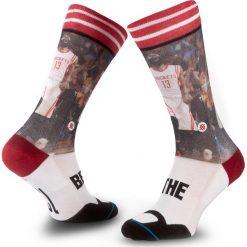 Skarpety Wysokie Unisex STANCE - The Beard M528D15TBE White. Czerwone skarpetki męskie marki Happy Socks, z bawełny. Za 89,00 zł.