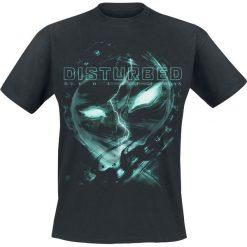 Disturbed Between The Links T-Shirt czarny. Czarne t-shirty męskie z nadrukiem Disturbed, xxl, z okrągłym kołnierzem. Za 74,90 zł.