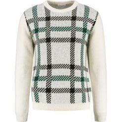 Swetry męskie: Wood Wood LATIMER Sweter off white