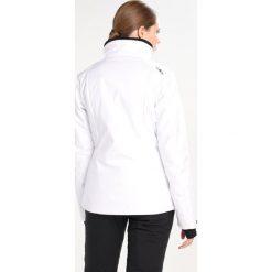 CMP WOMAN ZIP HOOD Kurtka narciarska bianco. Czerwone kurtki damskie narciarskie marki CMP, z materiału. W wyprzedaży za 599,20 zł.