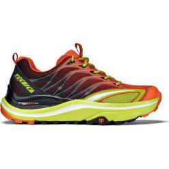 Buty do biegania męskie: Tecnica Supreme Max 2.0 działa na buty - mężczyźni - lime / orange_40 2/3