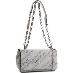 Torebka CALVIN KLEIN - Ck Candy Shoulder Lo K60K604382  910. Szare torebki klasyczne damskie Calvin Klein, ze skóry ekologicznej. W wyprzedaży za 519,00 zł.