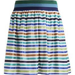Minispódniczki: Sisley GONNA Spódnica trapezowa blu/green
