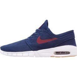 Trampki męskie: Nike SB STEFAN JANOSKI MAX Tenisówki i Trampki binary blue/team red/light brown