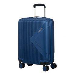 American Tourister Walizka Podróżna Modern Dream 55 Cm Niebieski. Niebieskie walizki marki American Tourister. Za 402,00 zł.