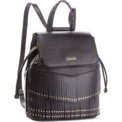 Plecaki damskie: Plecak LIU JO - M Backpack Brera N68194 E0031  Nero 22222