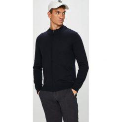 Pierre Cardin - Kardigan. Czarne kardigany męskie marki Pierre Cardin, l, z bawełny. W wyprzedaży za 359,90 zł.