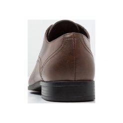 Buty wizytowe męskie: Burton Menswear London REES DERBY Eleganckie buty tan