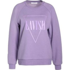 Bluzy damskie: Gestuz LAVA  Bluza purple haze