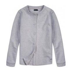 Bluzy dziewczęce: Rozpinana, dopasowana bluza dla dziewczynki