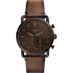 Fossil Q Q COMMUTER Zegarek glänzend/braun. Brązowe, analogowe zegarki męskie Fossil Q. Za 759,00 zł.