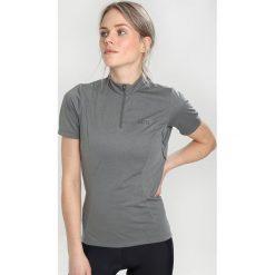 Gore Wear Tshirt z nadrukiem castor grey melange. Szare t-shirty damskie Gore Wear, z nadrukiem, z materiału. Za 299,00 zł.
