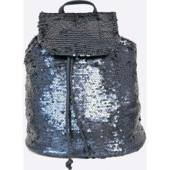 Answear - Plecak Twilight. Szare plecaki damskie ANSWEAR. W wyprzedaży za 79,90 zł.