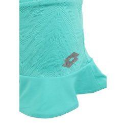 Lotto NIXIA SKIRT   Spódnica sportowa light blue. Niebieskie spódniczki dziewczęce Lotto, z elastanu. Za 149,00 zł.