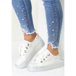 Białe Buty Sportowe All Day Lover. Białe buty sportowe damskie marki vices. Za 79,99 zł.