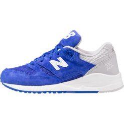 New Balance M530SPB Tenisówki i Trampki blue. Niebieskie tenisówki damskie New Balance, z materiału. W wyprzedaży za 356,30 zł.