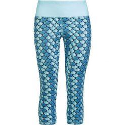 Ariel - Mała Syrenka Scales Spodnie dresowe wielokolorowy. Niebieskie spodnie dresowe damskie Ariel - Mała Syrenka, xl, z dresówki. Za 62,90 zł.