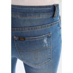 LOIS Jeans CORDOBA Jeans Skinny Fit summer stone. Czarne jeansy damskie marki LOIS Jeans, z bawełny. W wyprzedaży za 230,45 zł.