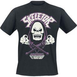 T-shirty męskie z nadrukiem: Masters Of The Universe Skeletor T-Shirt czarny