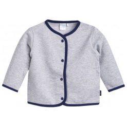Bluzy dziewczęce: bluza rozpinana dla dziecka 0-3 lata