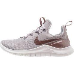 Nike Performance FREE TR 8 LM Obuwie treningowe atmosphere grey/smokey mauve/vast grey/gunsmoke. Szare buty sportowe damskie Nike Performance, z materiału. Za 419,00 zł.