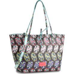 Torebka DESIGUAL - 18SAXPFL 5003. Czarne torebki klasyczne damskie marki Desigual, ze skóry ekologicznej, duże. W wyprzedaży za 179,00 zł.