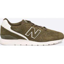 New Balance - Buty MRL996DZ. Szare buty skate męskie New Balance, z materiału. W wyprzedaży za 269,90 zł.
