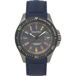 Nautica - Zegarek NAPJBC. Czarne zegarki męskie marki Fossil, szklane. Za 599,90 zł.