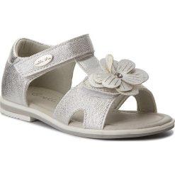 Sandały dziewczęce: Sandały NELLI BLU – C16SS166-5 Srebrny 1