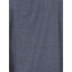 KOSZULA MĘSKA Z DŁUGIM RĘKAWEM K410 - CZARNA. Brązowe koszule męskie marki Ombre Clothing, m, z aplikacjami, z kontrastowym kołnierzykiem, z długim rękawem. Za 49,00 zł.